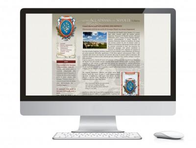 Accademia dei Sepolti – web site